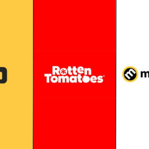 IMDB vs Rotten Tomatoes vs Metacritic
