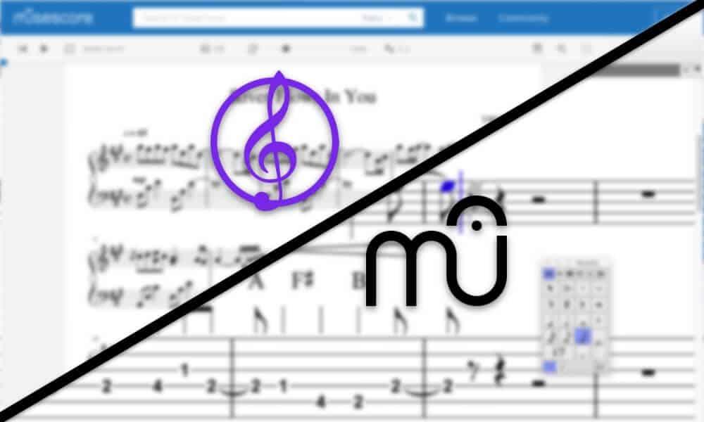 Musescore vs Sibelius