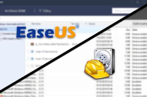 Recuva vs EaseUS